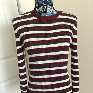 Sweaters - Cute striped sweater NWOT